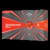 Callaway Super Hot Bold 15 Ball Pack Orange