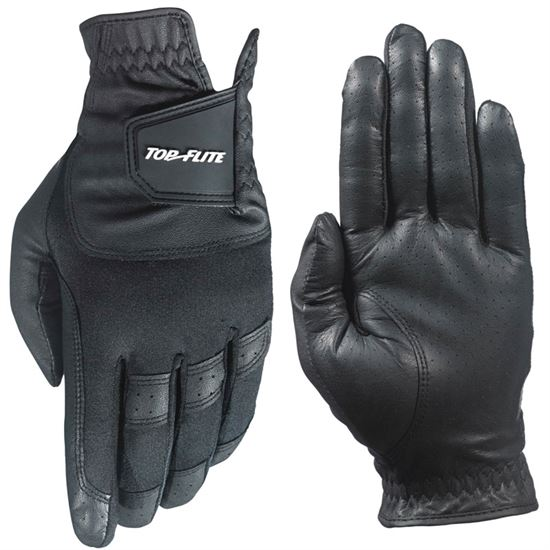 Top-Flite Gamer Glove Black
