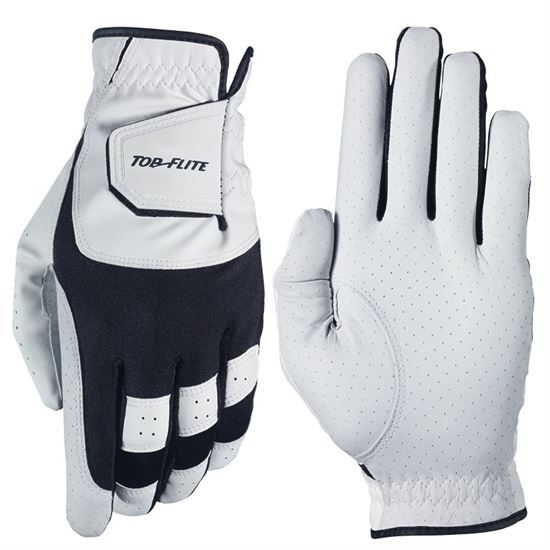 Top-Flite Gamer Glove White
