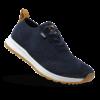 True Knit Black Golf Shoe Toe Flex