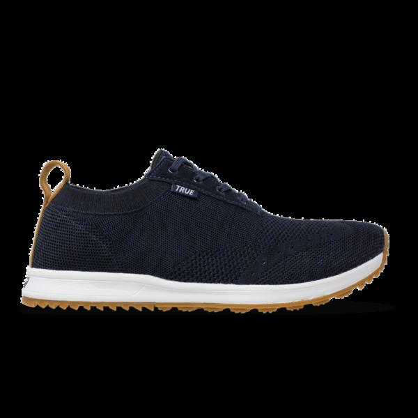True Knit Deep Blue Golf Shoe