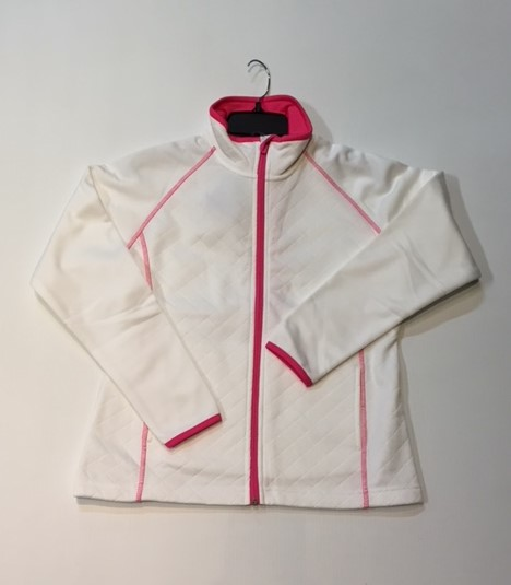 Weather Company Women's White Jacketa