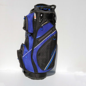 Jazz Cart Bag Black Royal