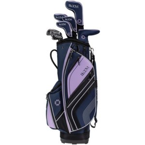 Cleveland Bloom Purple Women's Package Set
